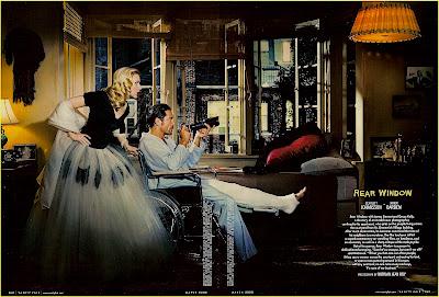 Vanity Fair - Scarlett Johansson y Javier Bardem en La Ventana Indiscreta