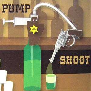 Revolver dispensador de licores 1