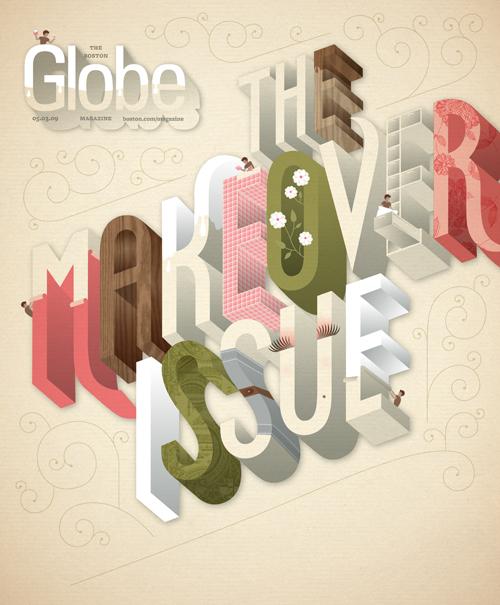 Los mejores diseños tipográficos del 2009 - Jessica Hische