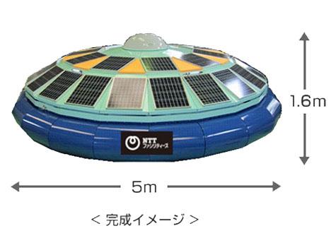 OVNIS Ecológicos - Aqua Metropolis Osaka, Japón
