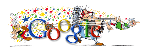 Asterix Google
