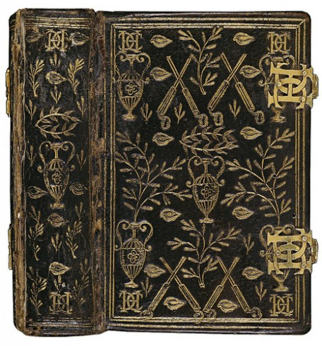 Old Fashioned Book Binding