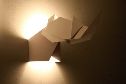 origami-lampshade-rhino-sconce-500x3321