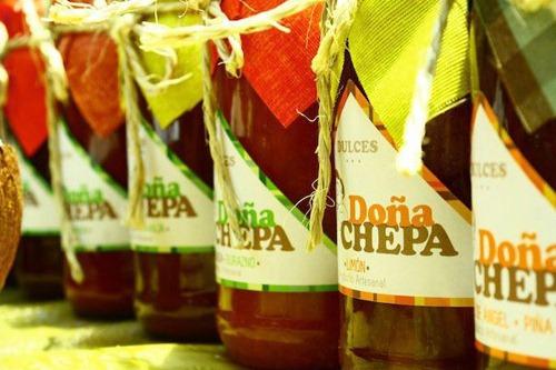 Doña Chepa - Línea de dulces y mermeladas artesanales venezolanas