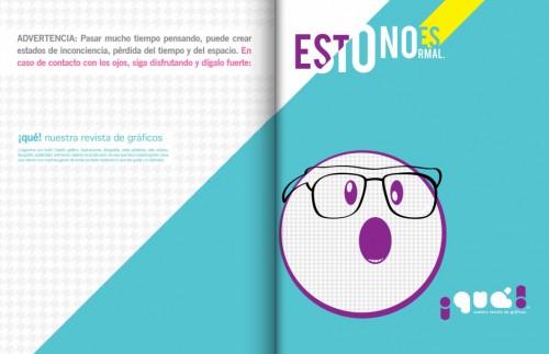 Entrevista por Camionetica ¡Que! Revista - Esto no es normal