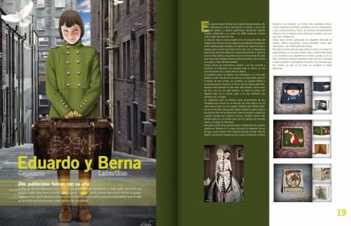 Entrevista por Camionetica ¡Que! Revista - Eduardo y Berna