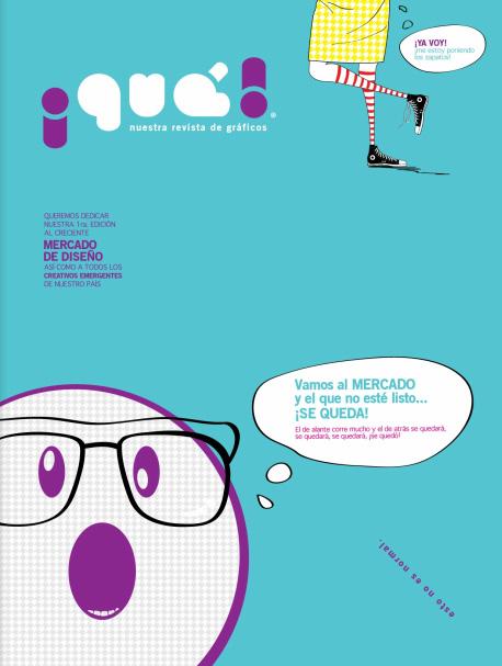 Entrevista por Camionetica ¡Qué! Revista