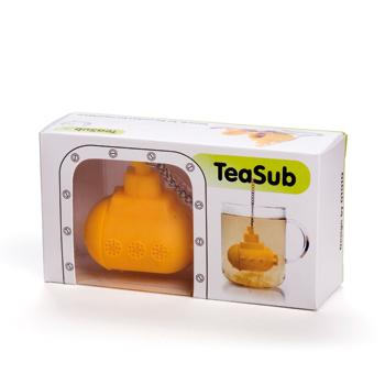 Tetera Submarino Amarillo por Ototo
