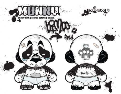 Munny BiMbO por BiMbO