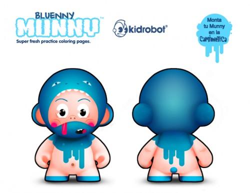 BluennyMunny por Piktórico