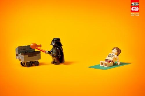 Lego Star Wars - Crea tu propia historia