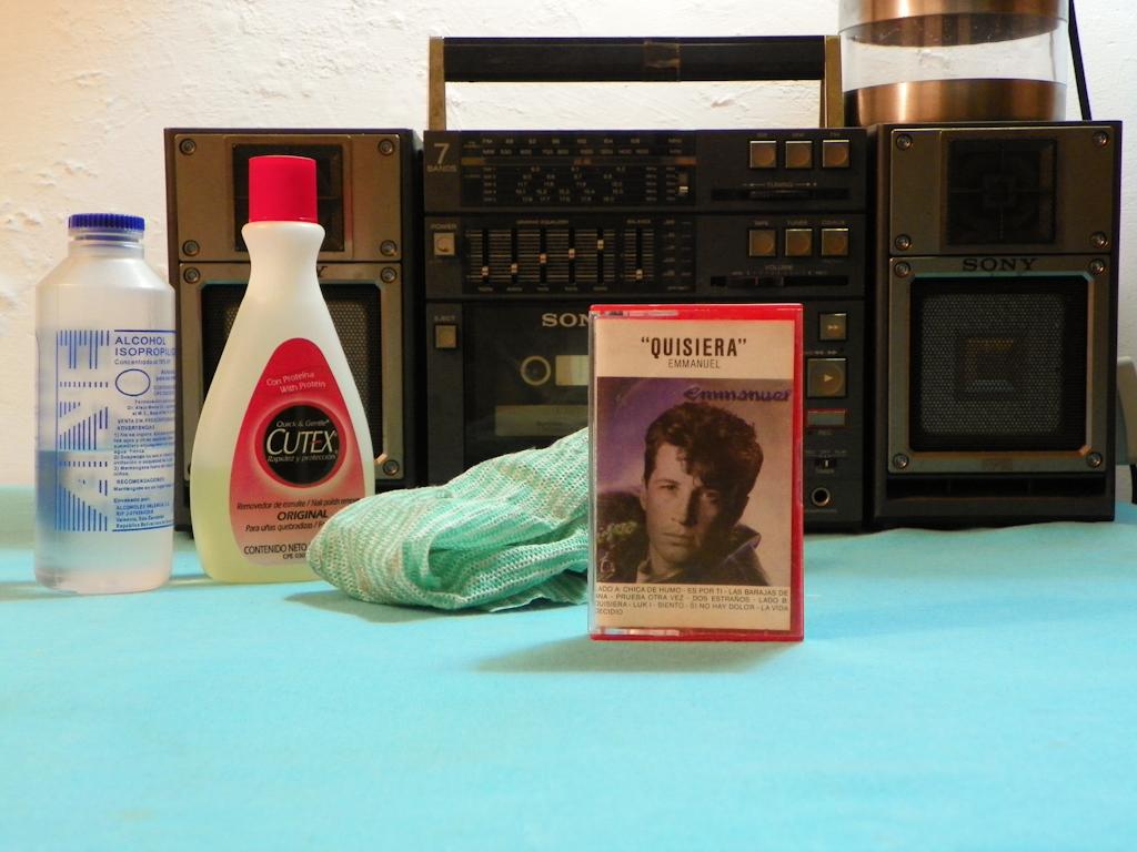 Tutorial Lámpara de Cassettes DIY