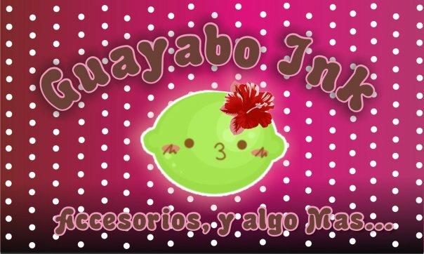 Guayabo Ink Accesorios