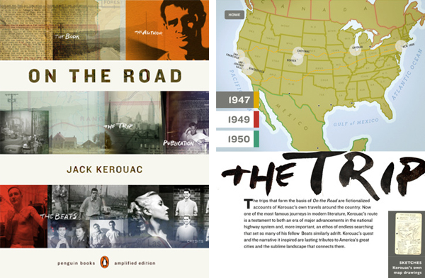 Jack Kerouac - En el camino (edición interactiva para iPad)