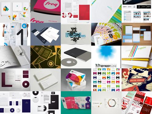 25 ejemplos de branding creativo con buen diseño