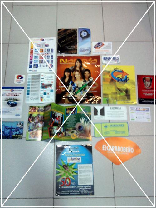 Ejemplos de Mal Diseño: Catálogos y Brochures Venezolanos