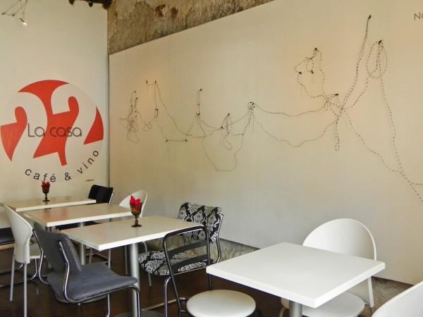 La Casa 22 Café & Vino (Galería) - El Hatillo, Caracas