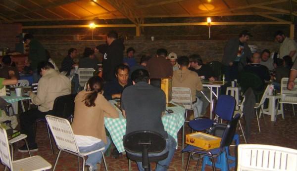 Partida de la Asociación Caraqueña de Juegos de Mesa