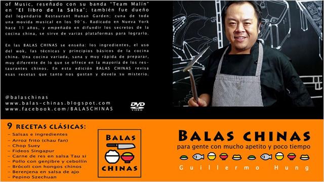 Balas Chinas DVD 1era Temporada