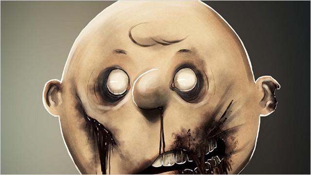 Ilustraciones de Andre de Freita: Charlie Brown Zombi