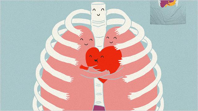 Diseño de camiseta: ¡Los abrazos nos mantienen vivos!