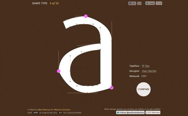 Shape Type: ajusta la forma de la tipografía