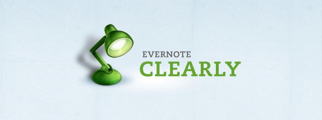 Evernote Clearly: Extensión para ver páginas web de manera limpia en formato de sólo texto