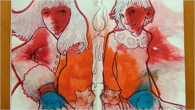 Ilustraciones Rorschach