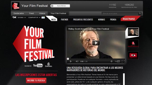 YouTube: Your Film Festival