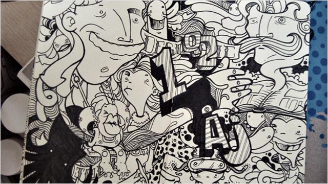 Ilustraciones Brasil Moleskine
