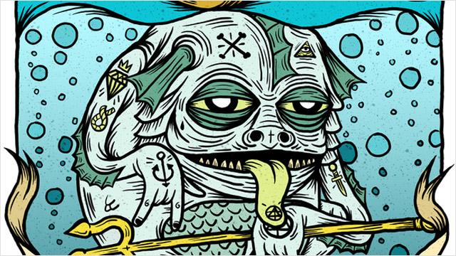Ilustraciones de Maikel Vargas