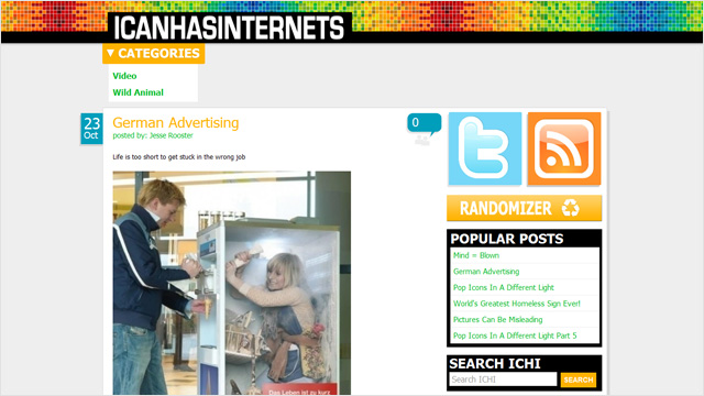 Campaña Publicitaria para jobsintown.de
