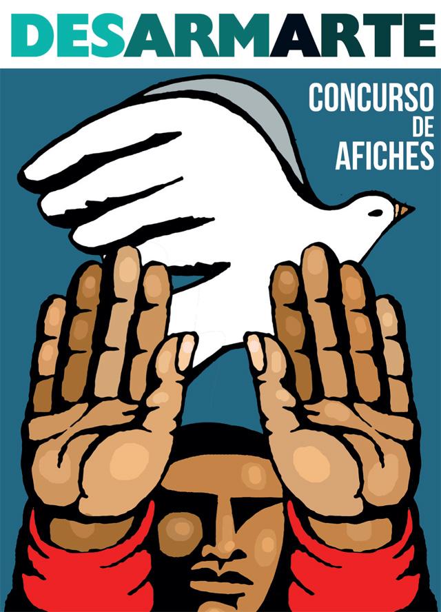 Bases del Concurso de Afiches Venezuela DESARMARTE - Por la vida y la Paz