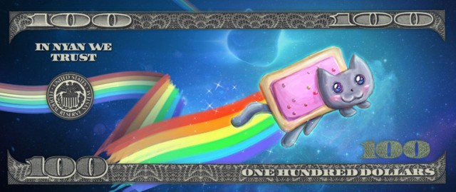 Make Your Franklin - Nyan Cat