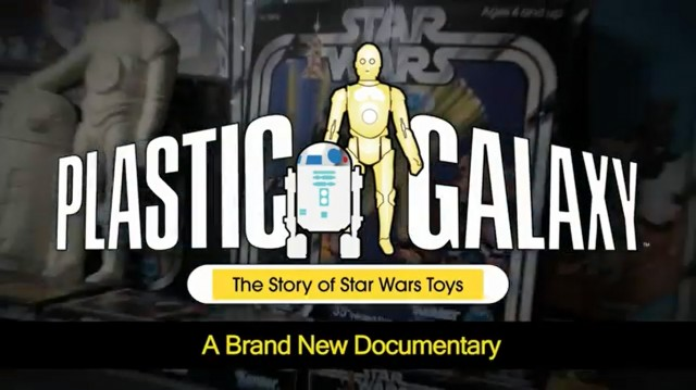 Plastic Galaxy: Documental acerca de los juguetes de Star Wars