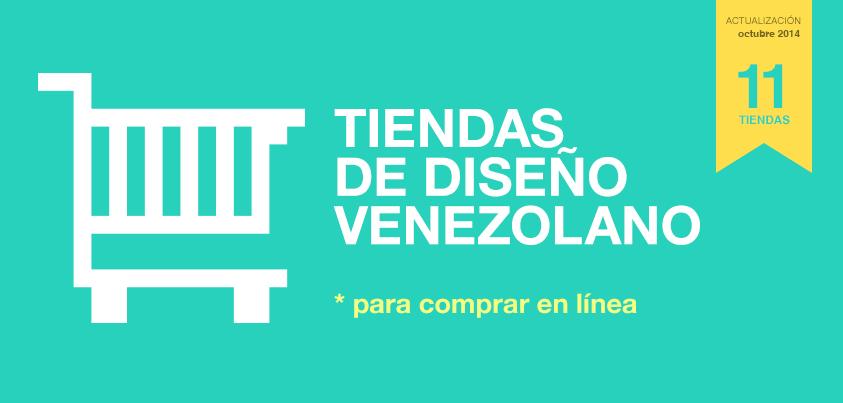 Tiendas de Diseño en Venezuela (Octubre 2014)