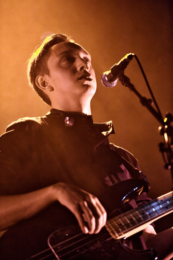 The XX - Primavera Sound 2012 - Foto: Eric Pamies