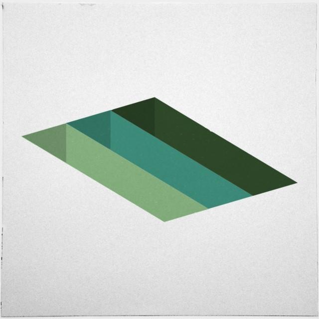 Geometry Daily por Tilman - #125 Shafts