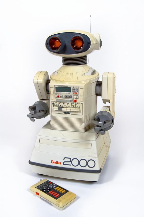 Omnibot 2000 c. 1985 (Tokio) - MoMA - Century of the Child