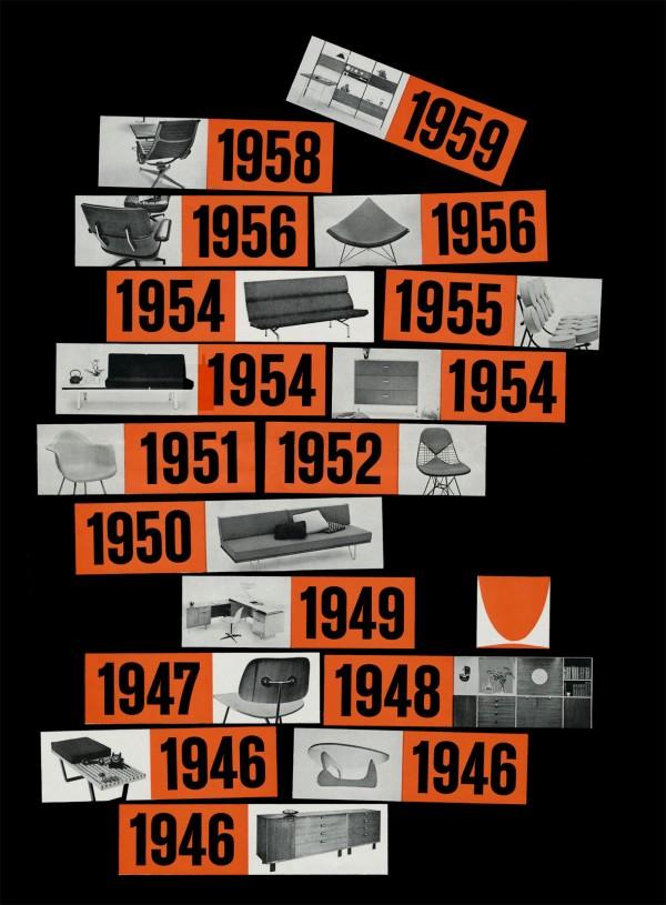 Timeline (Herman Miller, 1960)