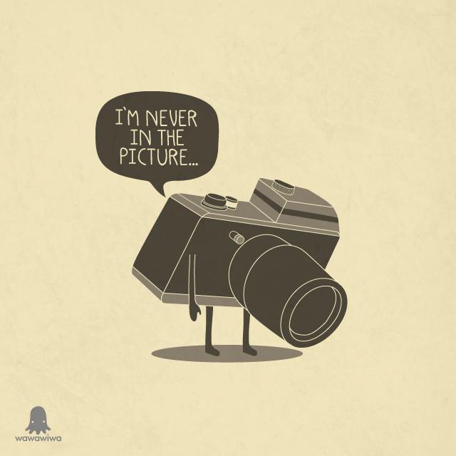 Dslr Camera Funny Quotes: Wawawiwa Design