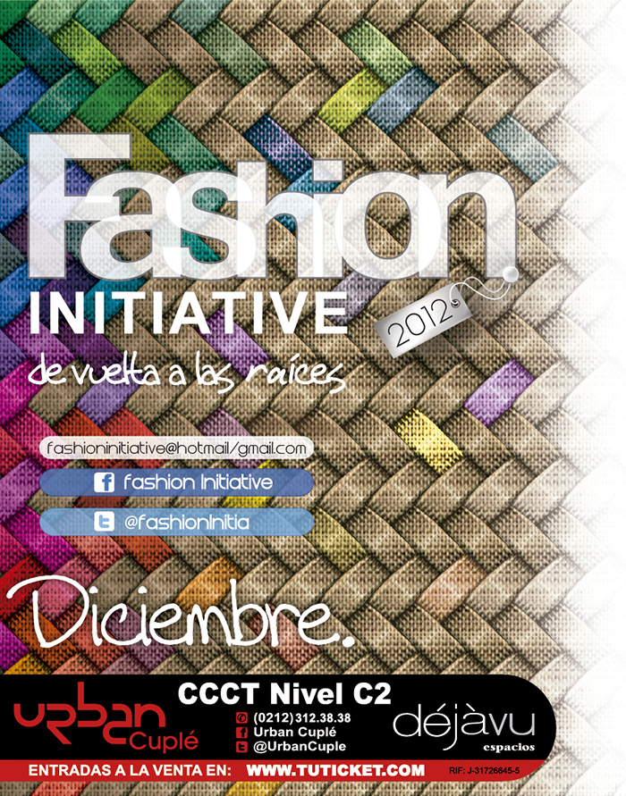 Fashion Initiative 2012