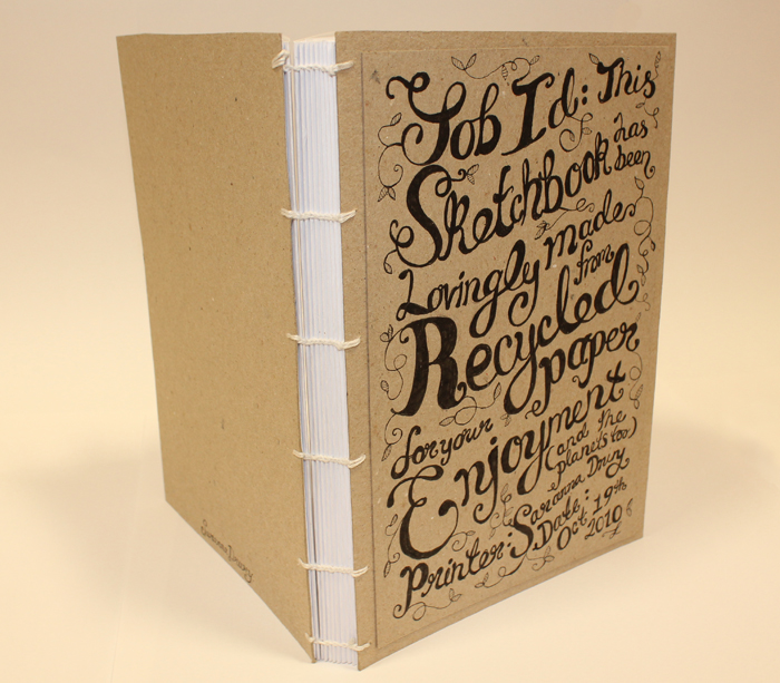 Cuaderno De Portada
