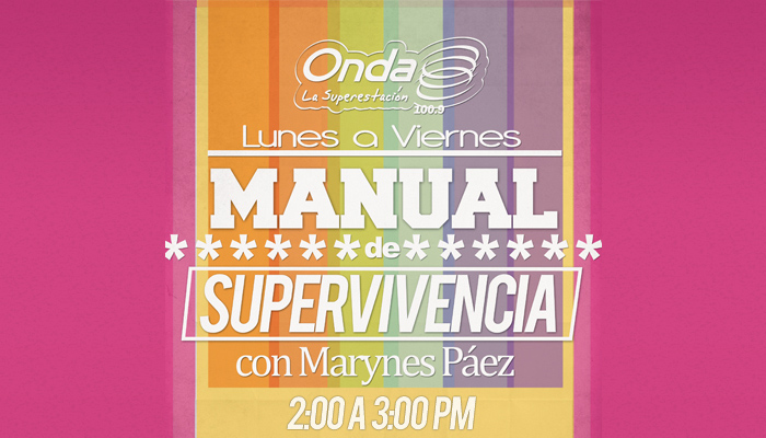 Manual de Supervivencia Onda 100.9 FM