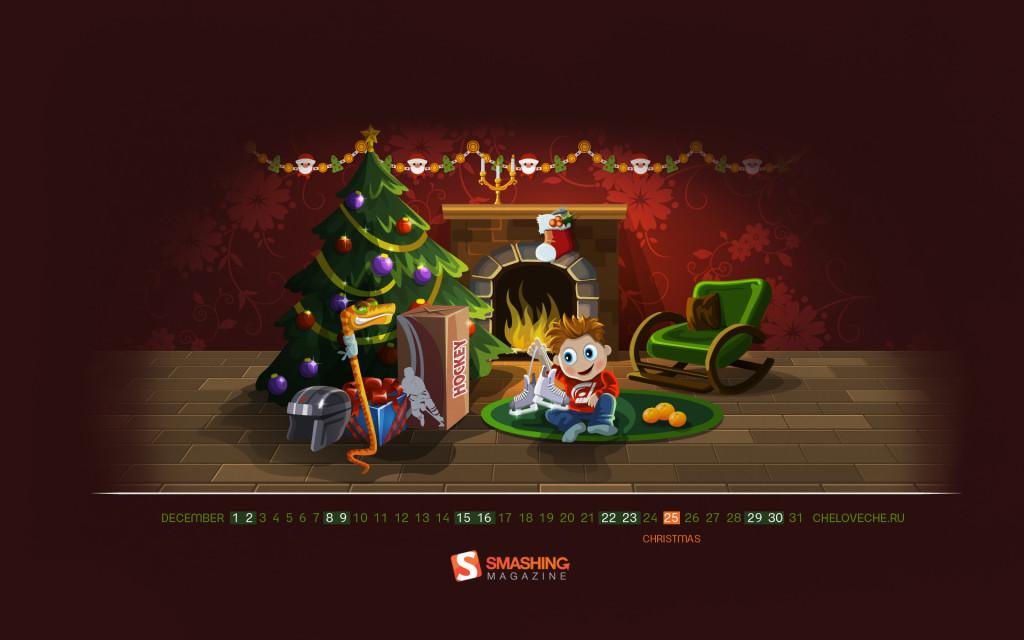 Christmas Snake Surprise por Cheloveche.ru (Rusia)