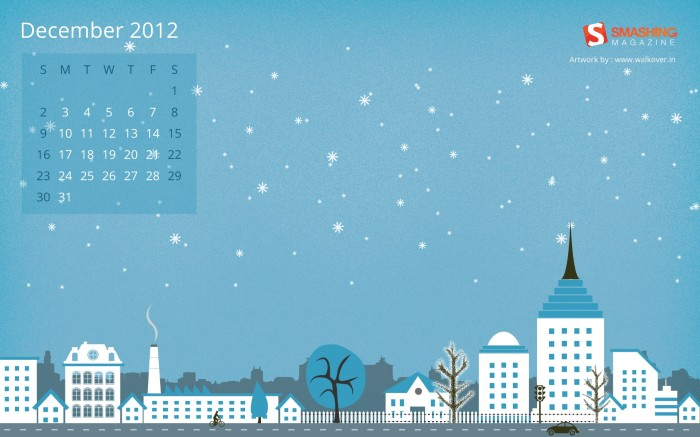 Winter City 2012 por Sarfaraz Ansari (India)