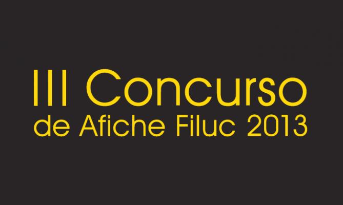 3 Concurso Afiche Filuc 2013