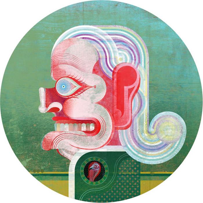 Envidia: Ilustración por Christian Montenegro