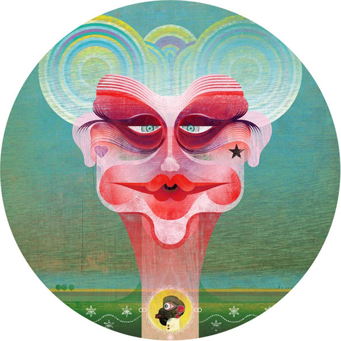 Lujuria: Ilustración por Christian Montenegro