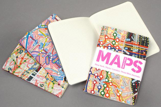 Maps por Paula Scher (Interna)